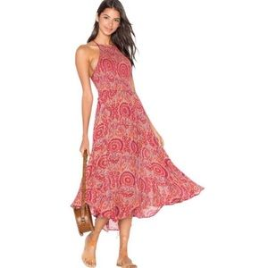 Free People | Seasons in the Sun Printed Dress